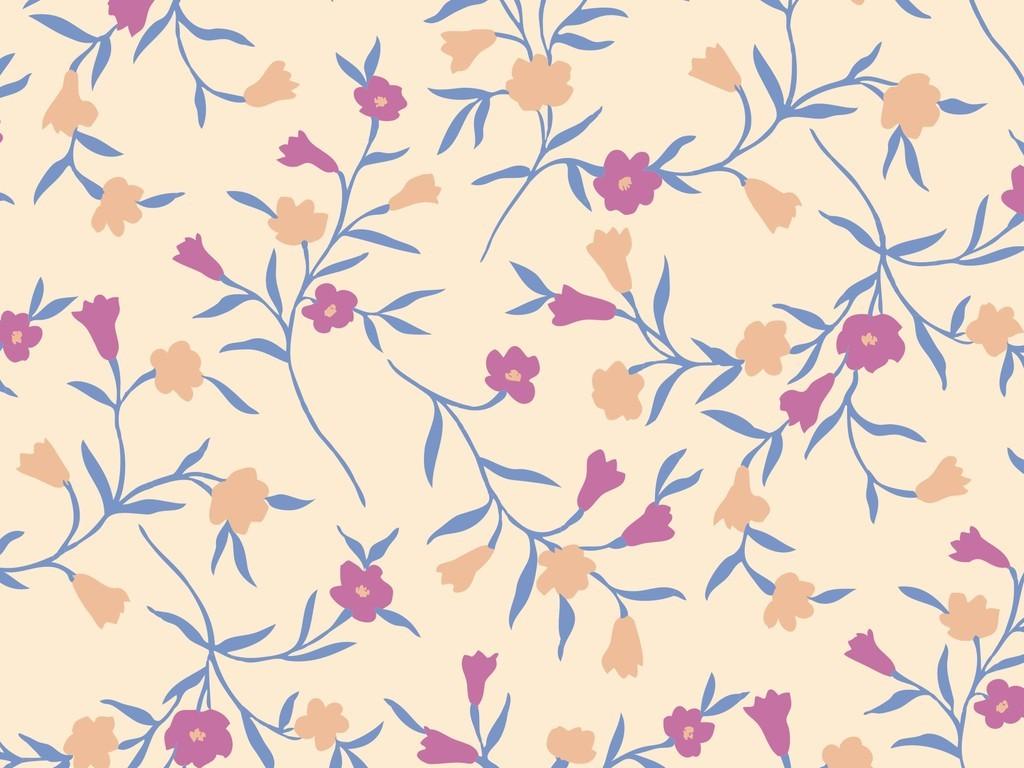 产品图案设计 家纺家饰图案 植物花卉图案 > 北欧风抱枕图案设计小