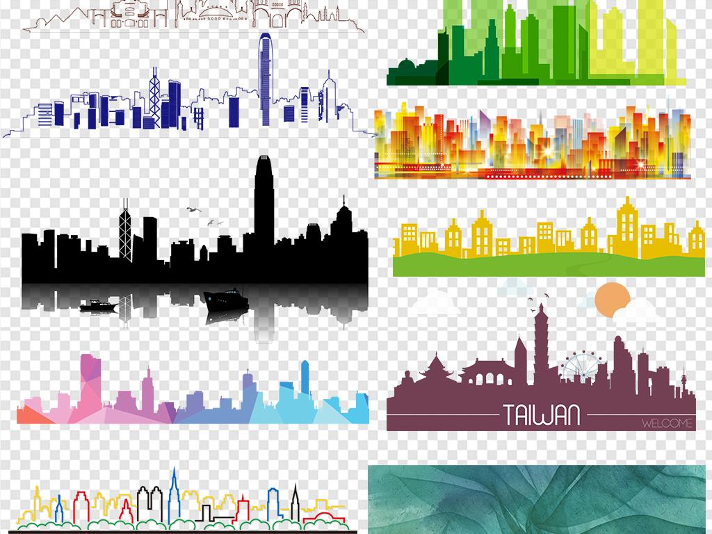 高楼图片文明城市风景大城市
