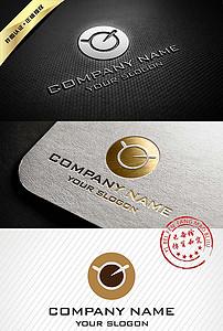 咖啡咖啡店奶茶LOGO设计公司企业标志