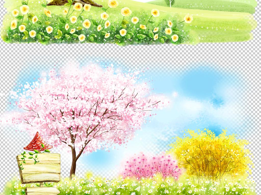 我图网提供精品流行卡通手绘风景插画背景图片素材卡通唯美春天下载,作品模板源文件可以编辑替换,设计作品简介: 卡通手绘风景插画背景图片素材卡通唯美春天 位图, RGB格式高清大图,使用软件为 Photoshop CS6(.png) 卡通风景背景素材 手绘卡通风景背景