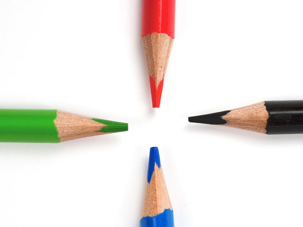 彩色铅笔办公用具学习用品文具笔尖