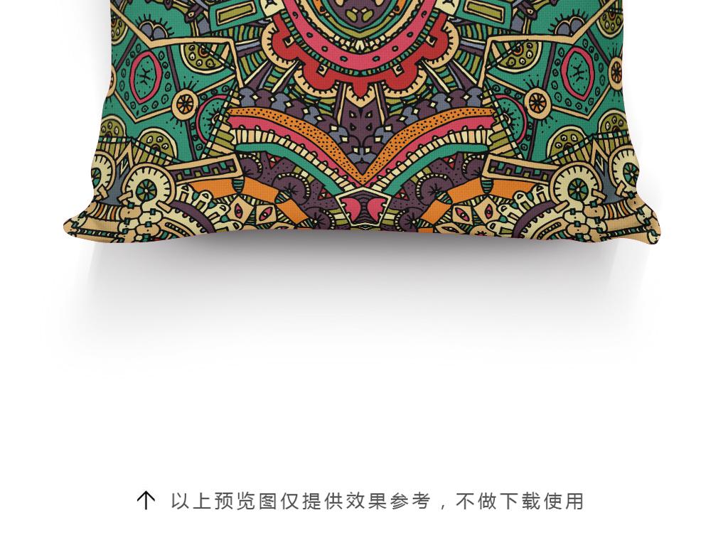 欧式花纹面料图案设计