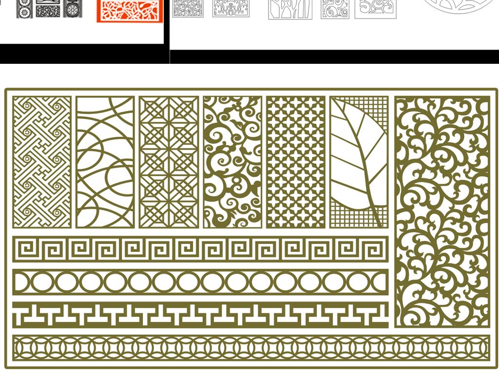欧式边框花纹隔断镂空雕花镂空隔断镂空雕花雕花隔断