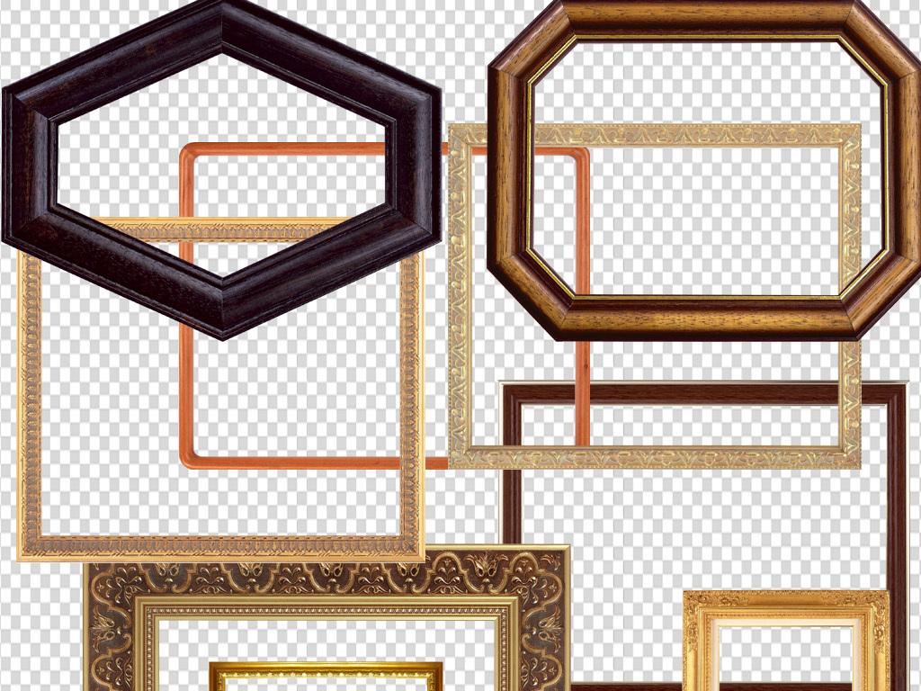 背景素材 欧式边框