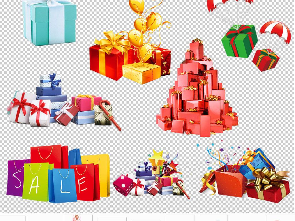 png)                                  礼盒图片素材盒子矢量图生日