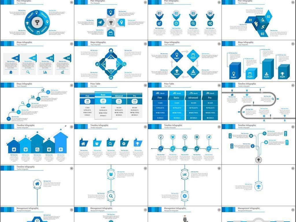 企业介绍汇报商务交流项目推广ppt模版图片