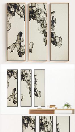 TIF不分层中国传统手绘画 TIF不分层格式中国传统手绘画素材图片 TIF不分层中国传统手绘画设计模板 我图网