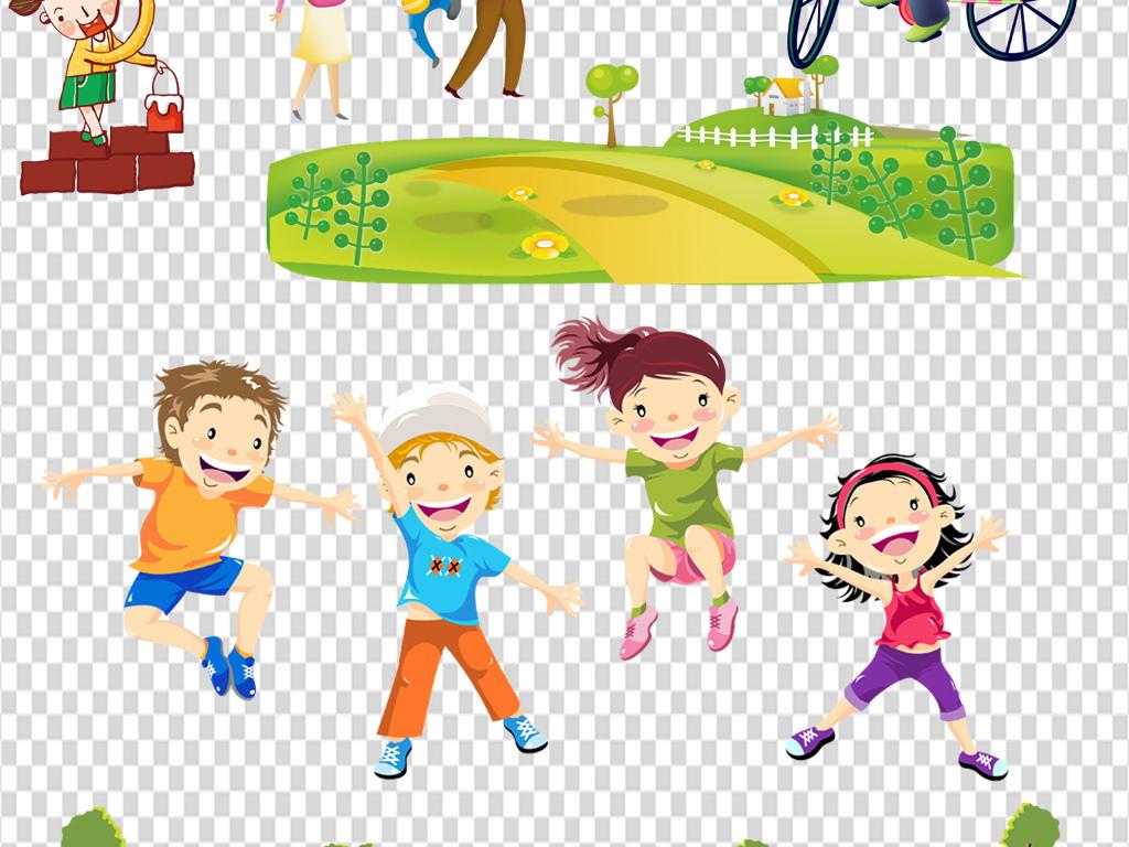 动漫人物 > 卡通儿童小孩学生幼儿图片素材
