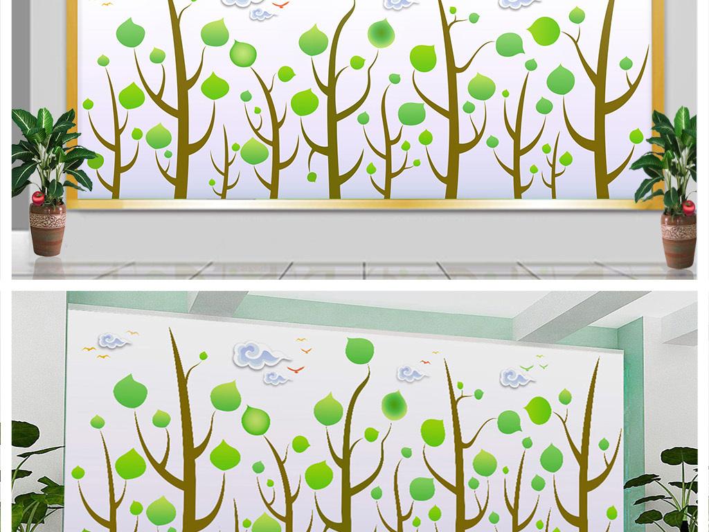 校园走廊装饰墙卡通幼儿园墙壁装饰画文化墙设计图片 高清 位图下载 效果图97.12MB 校园通用大全
