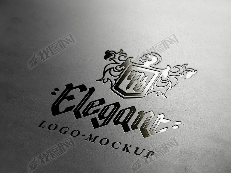 logo样机素材智能贴图模版效果图提案