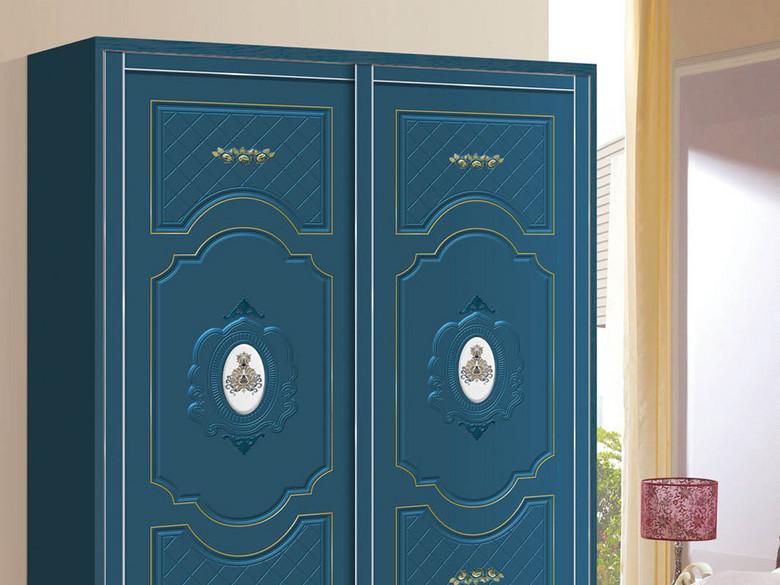 UV打印雕刻欧式花纹衣柜移门图片背景柜子