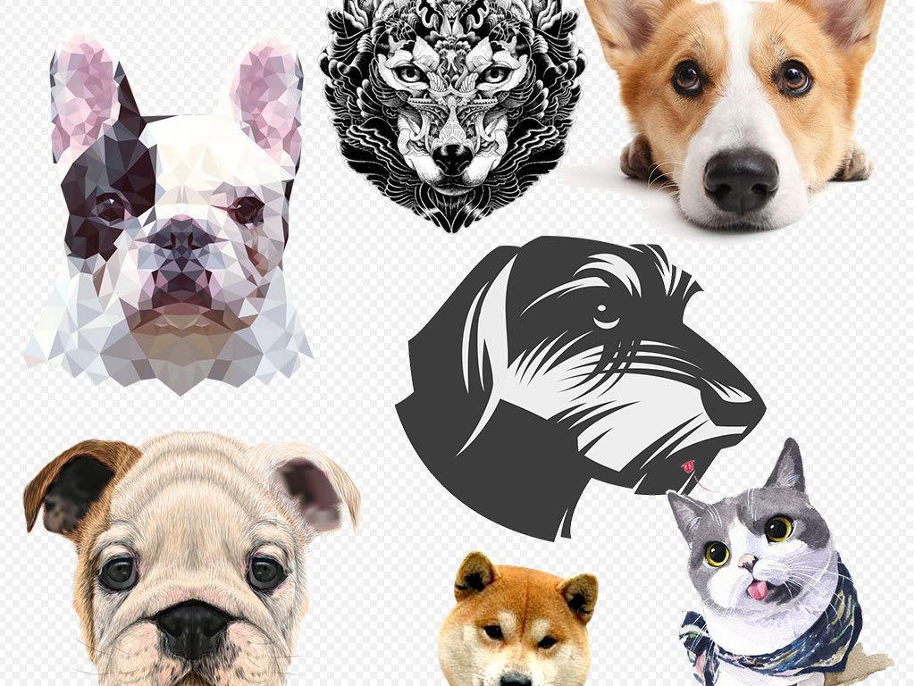 原创设计卡通可爱小狗造型png素材素材是用户qq4ba3a4