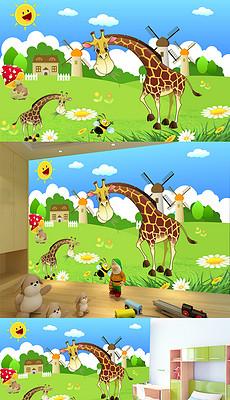 幼儿园墙壁装饰画图片素材 幼儿园墙壁装饰画图片素材下载 幼儿园墙壁装饰画背景素材 幼儿园墙壁装饰画模板下载 我图网