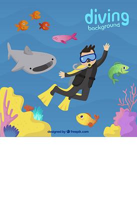 卡通章鱼动物图片老虎素材两只海报竟然是革命歌曲图片