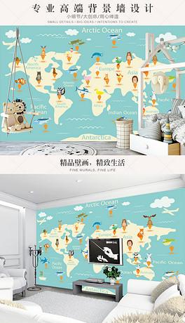 PSD儿童大型壁画 PSD格式儿童大型壁画素材图片 PSD儿童大型壁画设计模板 我图网