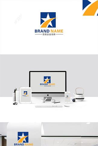 建筑logo图片素材_励志logo模板下载-我图网四个店面励志设计图图片