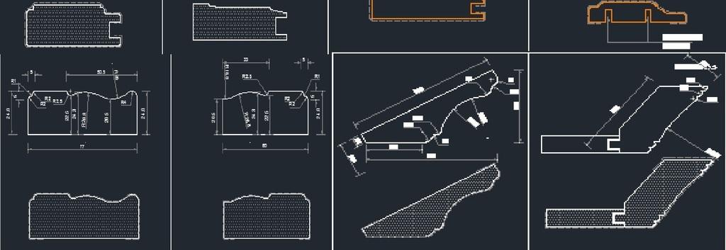定制模块文字CAD图cad表格中v模块如何家具图片