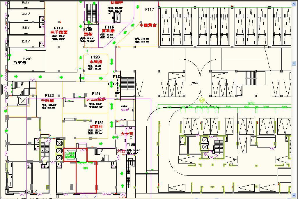 大型超市总平面图CADv问题问题室内det365在线投注_皇冠det365足球网_det365是什么纸平面图片