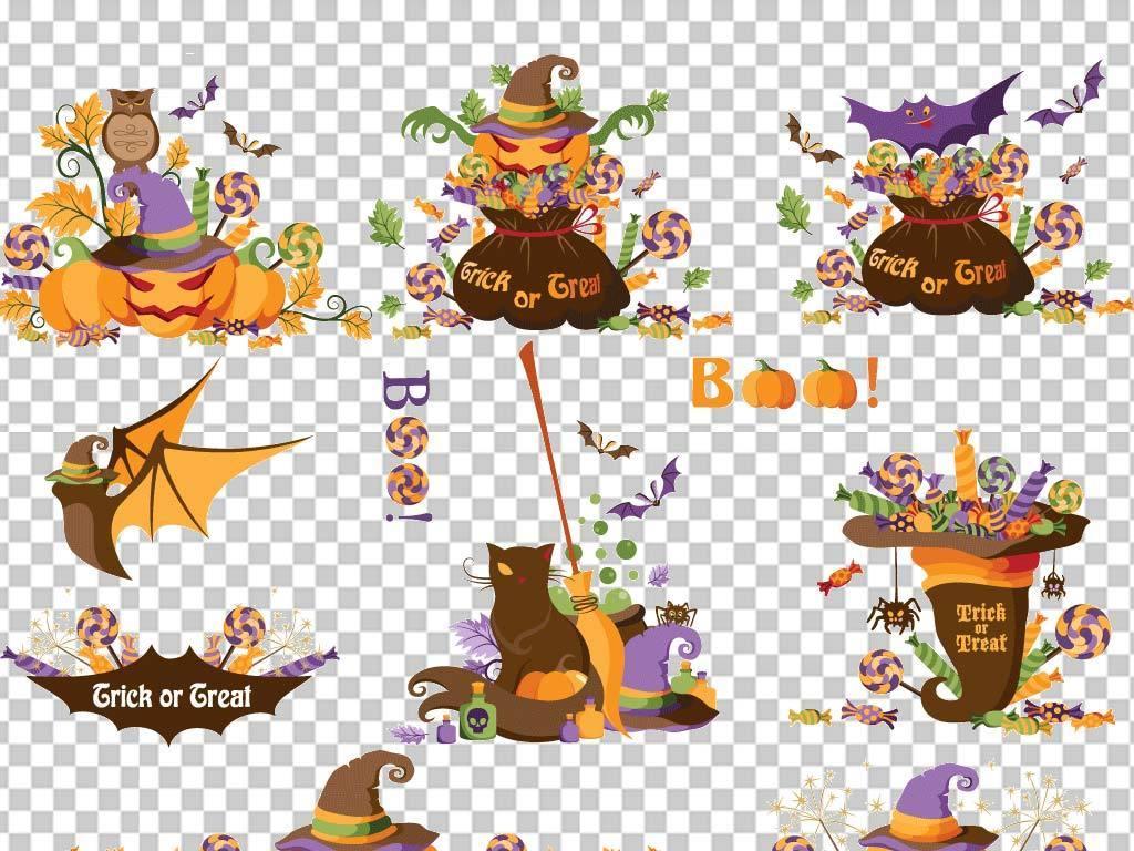 万圣嘉年华邪恶小丑马戏团创意万圣节海报图片素材 模板下载 45.14