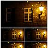 唯美温馨路灯粒子光效LED背景视频