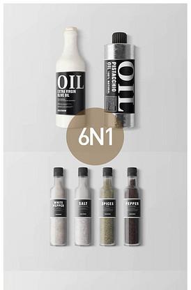 整套PS化妆品包装设计模板样机高技派建筑设计师图片