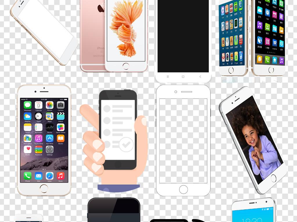 手机样式手机外形png素材图片