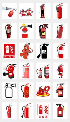 PPTX漫画灭火 PPTX格式漫画灭火素材图片 PPTX漫画灭火设计模板 我图网