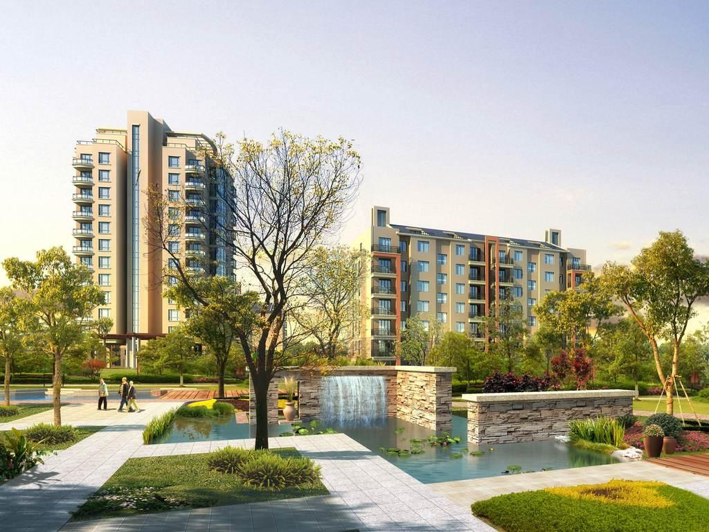 住宅园林景观分层psd图片设计素材 高清psd模板下载 107.78MB 其他大全