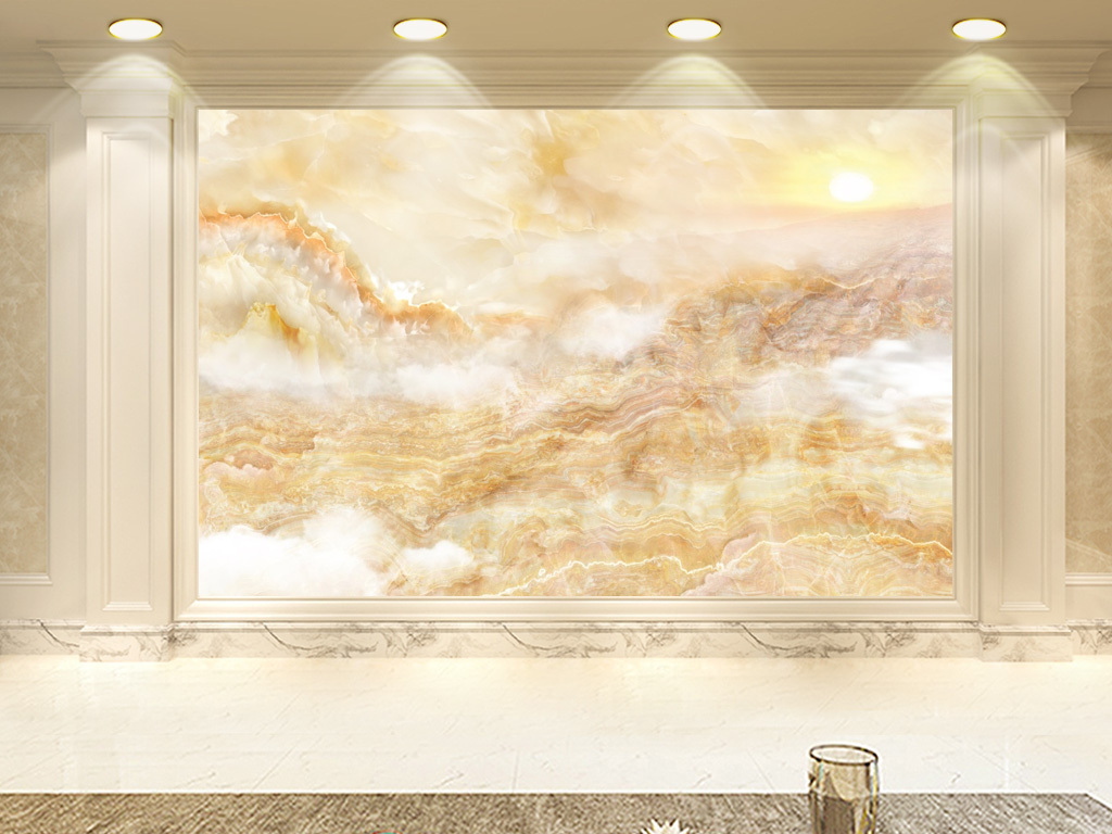 石纹山水大理石花岗岩石材高清背景墙图片设计素材 psd模板下载 317.87MB 大理石背景墙大全