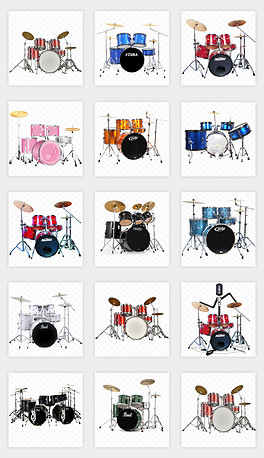 PNG爵士鼓图片 PNG格式爵士鼓图片素材图片 PNG爵士鼓图片设计模板 我图网