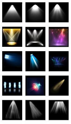 LED 灯视频素材 LED 灯模板下载 LED 灯背景设计 我图网