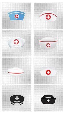 护士帽素材图片素材 护士帽素材图片素材下载 护士帽素材背景素材 护