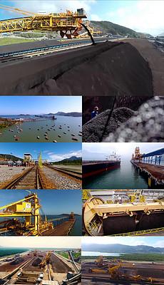 PPT工业煤矿 PPT格式工业煤矿素材图片 PPT工业煤矿设计模板 我图网
