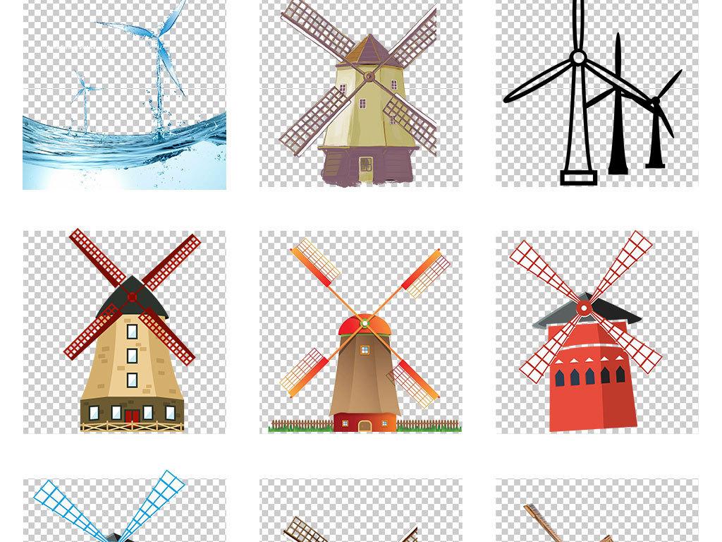 手工风车转动的原理_手工风车图片