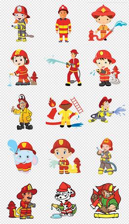 PNG火人 PNG格式火人素材图片 PNG火人设计模板 我图网