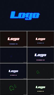 PPTLED灯LOGO PPT格式LED灯LOGO素材图片 PPTLED灯LOGO设计模板 我图网