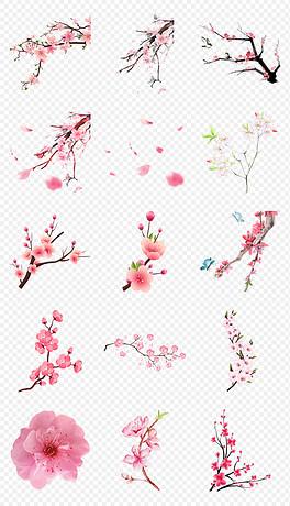 PNG花朵背景PS PNG格式花朵背景PS素材图片 PNG花朵背景PS设计模板 我图网