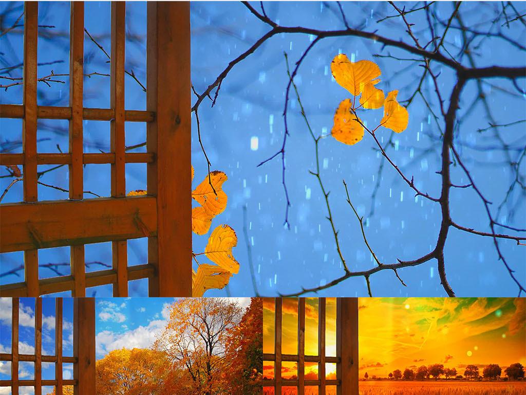 秋窗风雨夕教唱