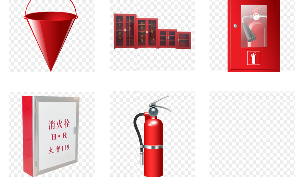 消防栓灭火器消防安全知识宣传栏海报PNG素材图片 模板下载 8.16MB 办公商务大全 生活工作