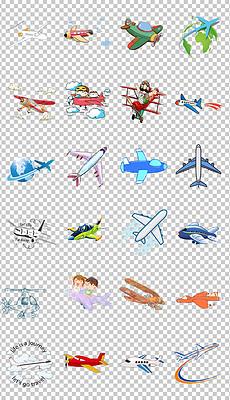JPG飞机手绘 JPG格式飞机手绘素材图片 JPG飞机手绘设计模板 我图网