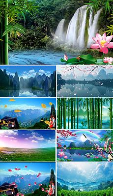 PPT桂林风景视频 PPT格式桂林风景视频素材图片 PPT桂林风景视频设计模板 我图网