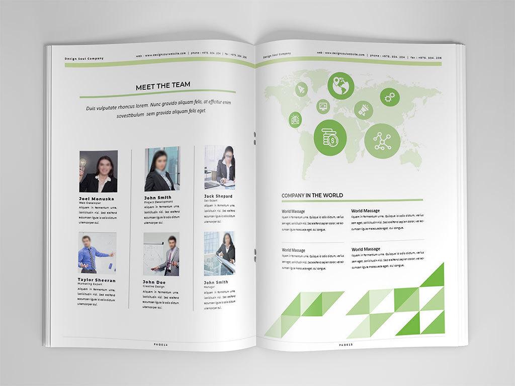 畫冊|手冊|圖書 畫冊(整套) 企業畫冊 > indesign圖片