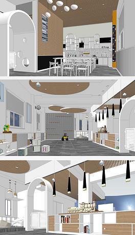 简约休息室设计图下载 图片0.00MB 其他库 室内模型图片