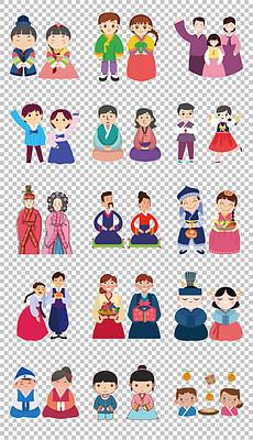 韩国服饰图片素材 韩国服饰图片素材下载 韩国服饰背景素材 韩国服饰模板下载 我图网