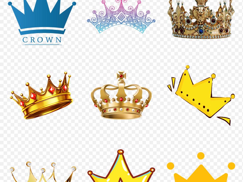 女王皇冠                                          手绘皇冠