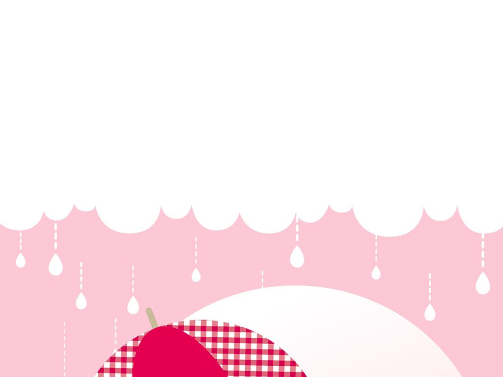可爱卡通卡片背景图案