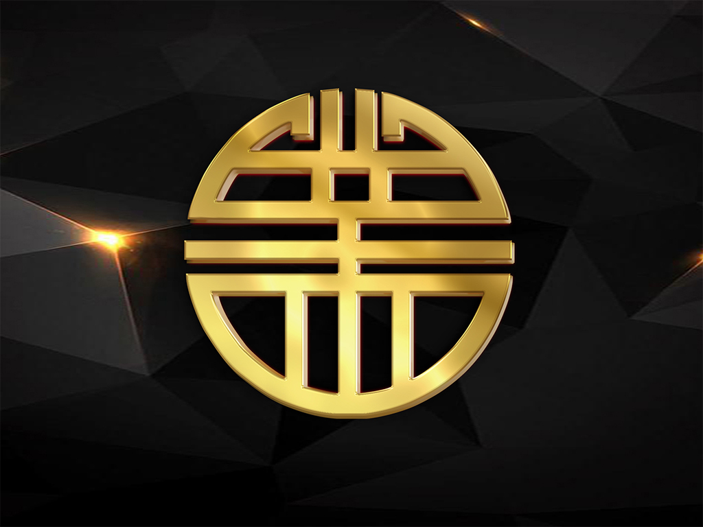 PS-《极限挑战》金属质感logo制作 - 原创作品 - 站酷(ZCOOL)