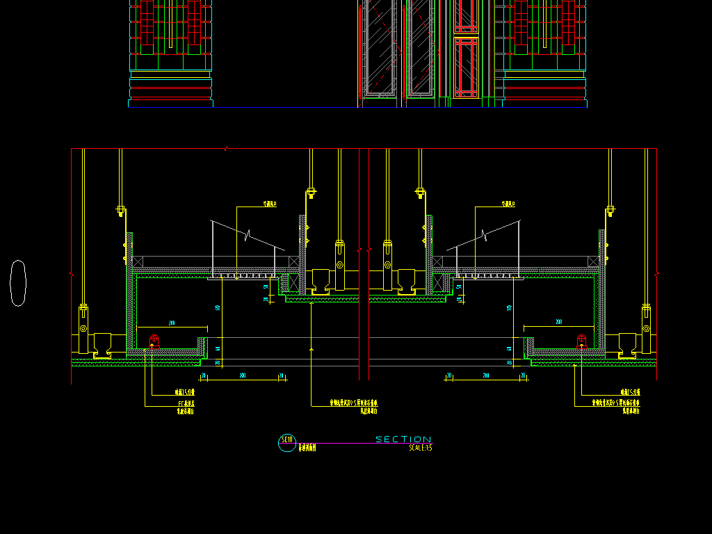 各类天花吊顶cad节点图平面设计图下载(图片2.06mb)