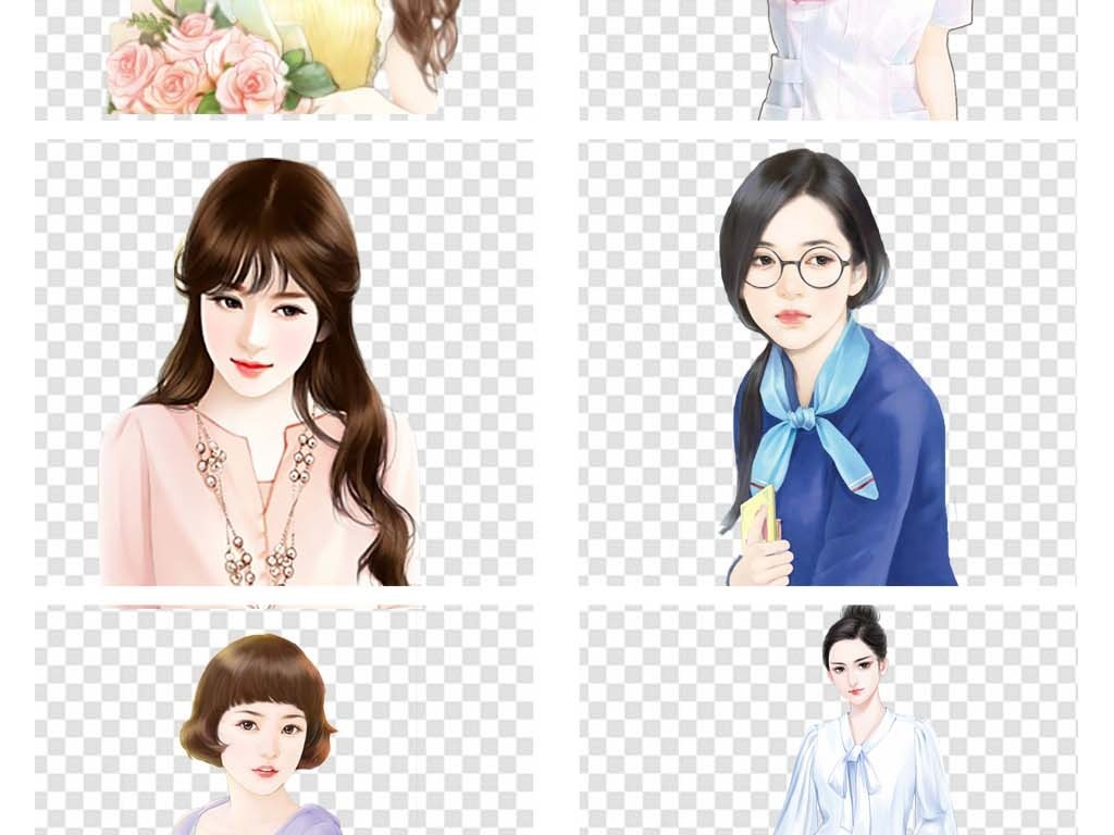 png人物现代女性言情小说女主老师秘书图片