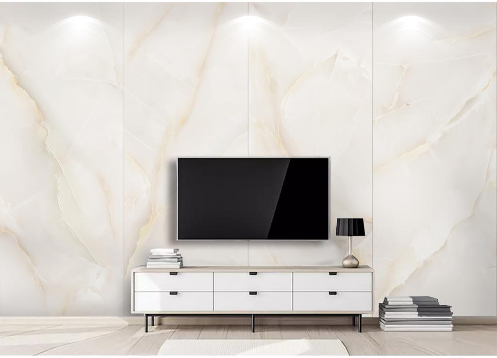 背景墙 电视背景墙 欧式电视背景墙 > 现代简约高清大气爵士白大理石